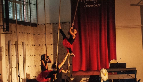 'A Night At The Circus' Performance @ The British International School Budapest