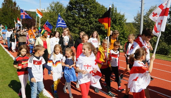 International Day of Peace @ American International School Of Budapest