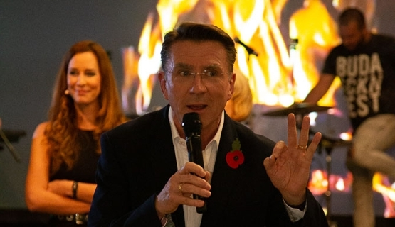 Xpat Charity Gala: Bonfire Night Party, Budapest Marriott Ballroom (2 of 2)
