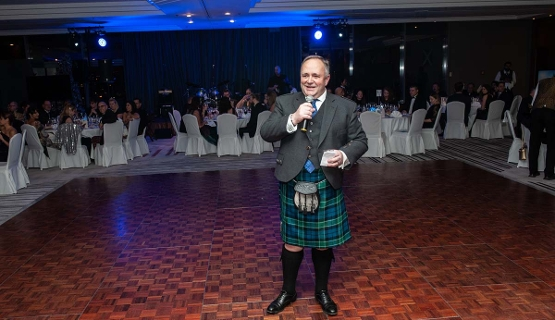 St. Andrew's Day Ball, Budapest Marriott Hotel, 30 November 2019