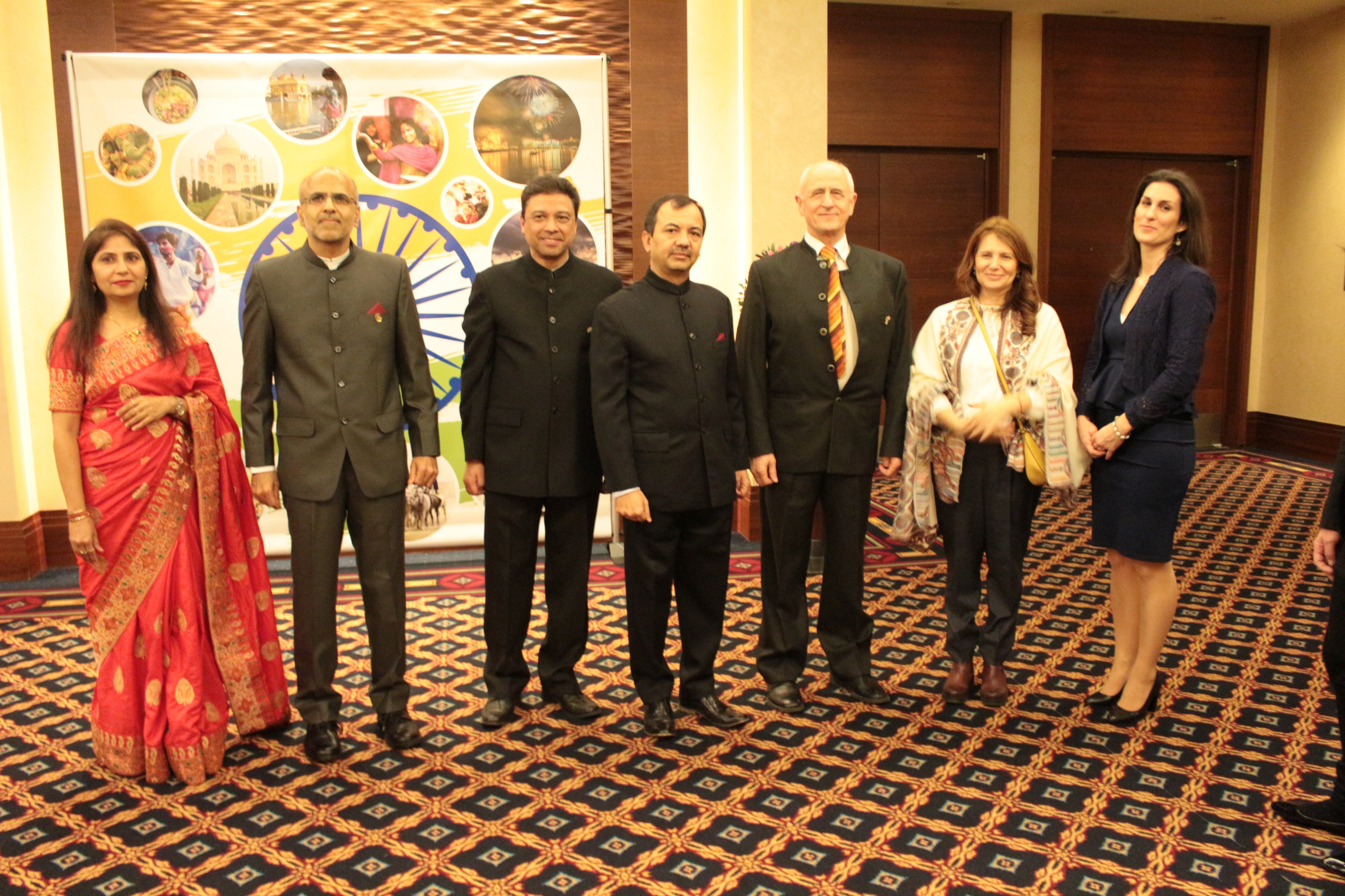 Celebration Of India's Republic Day In Budapest