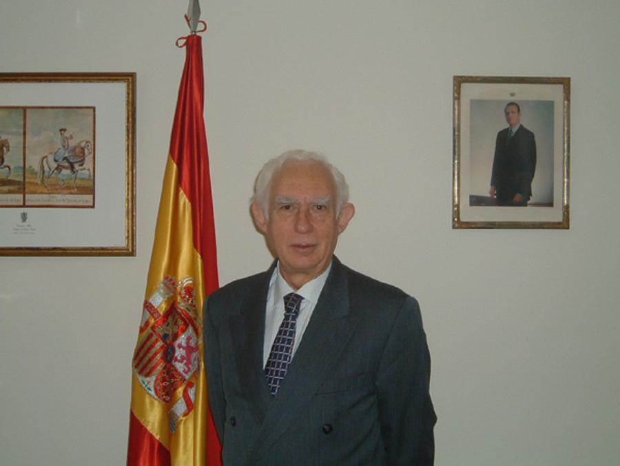 Xpat Interview: Mr. Antonio Ortiz García, Former Spanish Ambassador to Hungary