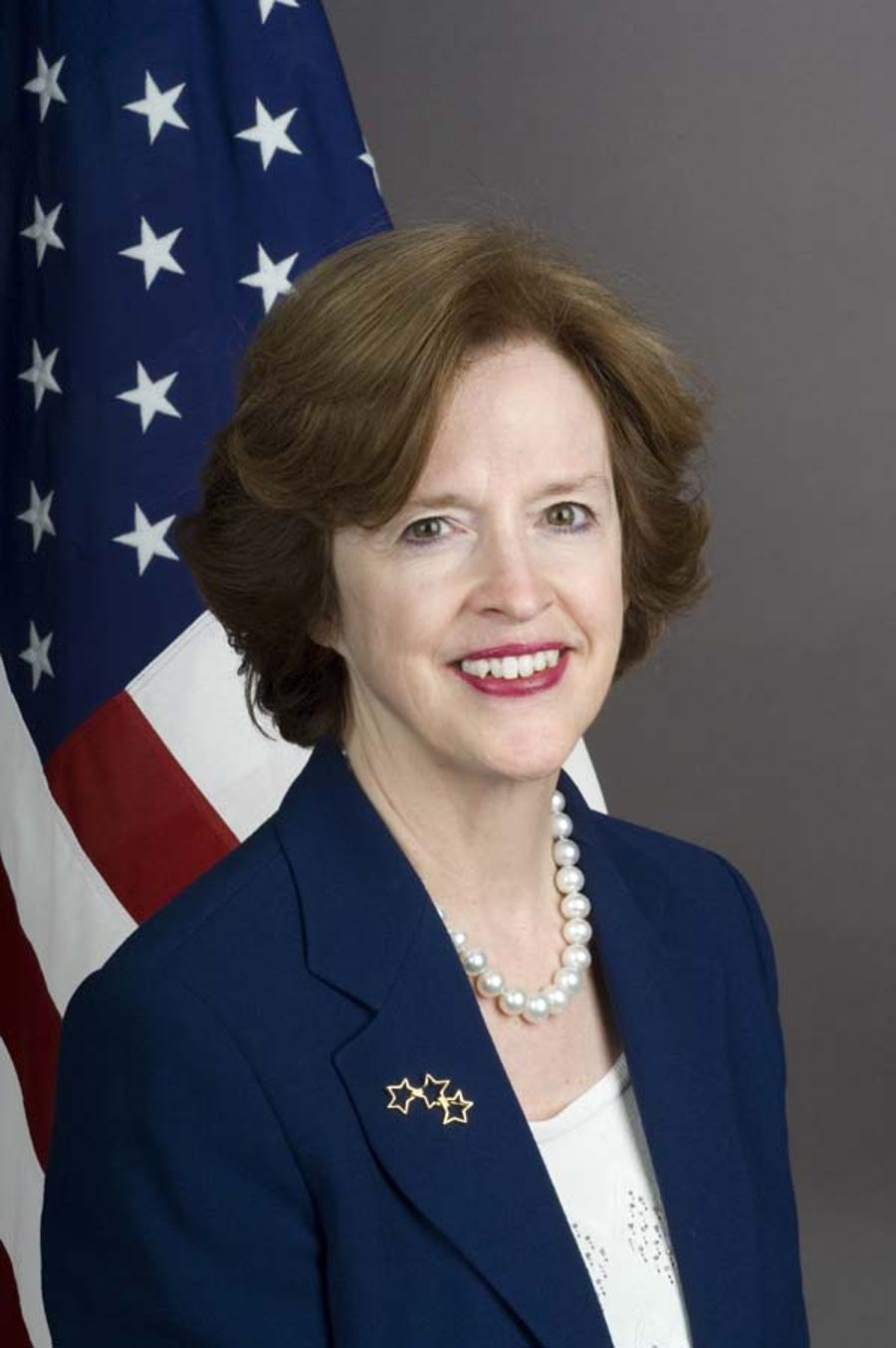 Former U.S. Ambassador  April H. Foley