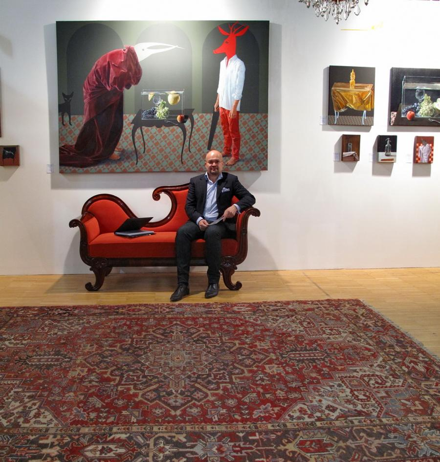 Xpat Interview Two: Ari S Kupsus, Gallery Owner