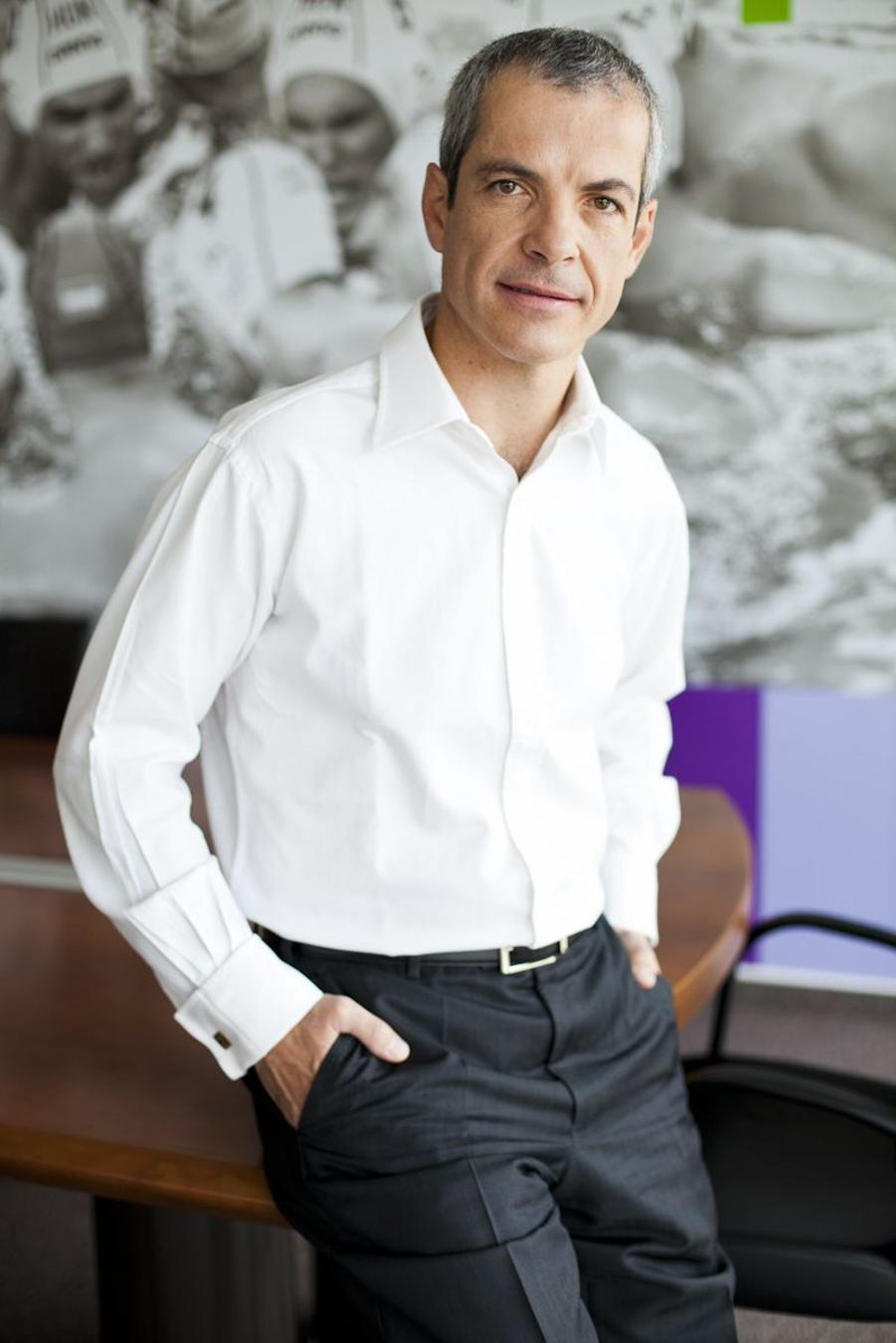 Diego Massidda, Former Chief Executive Officer, Vodafone Hungary