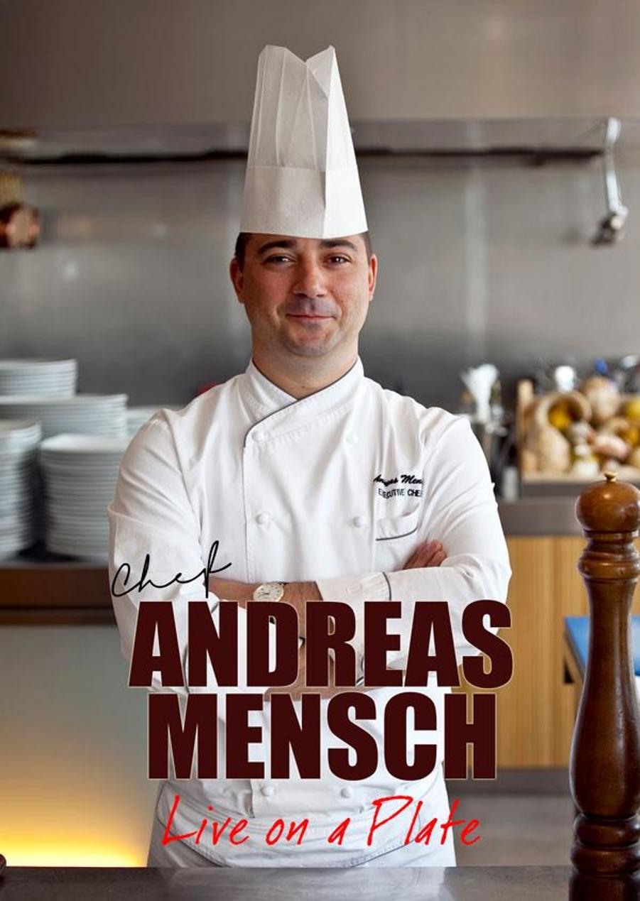Xpat Interview Two: Andreas Mensch - Former Chef At Sofitel Budapest Chain Bridge