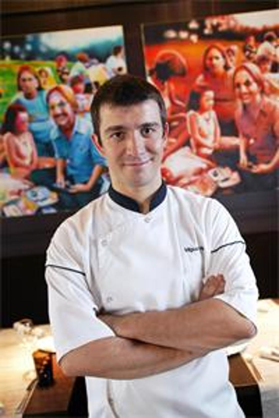XpatLoop Interview Two: Miguel Vieira, Chef, Costes Restaurant Budapest