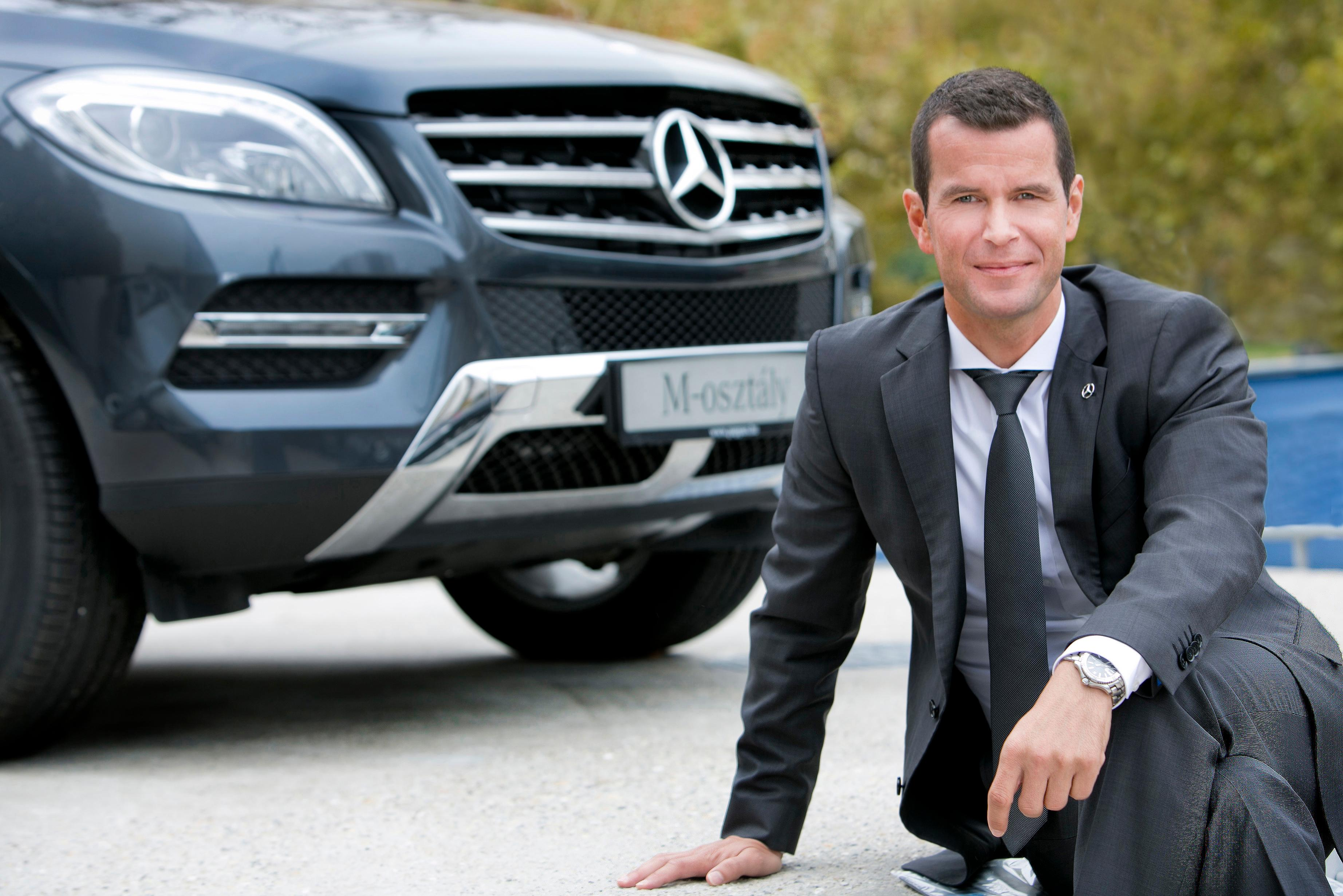 Xpat Interview: Ingo Fröhlich, Former Managing Director, Mercedes-Benz Hungária Kft.