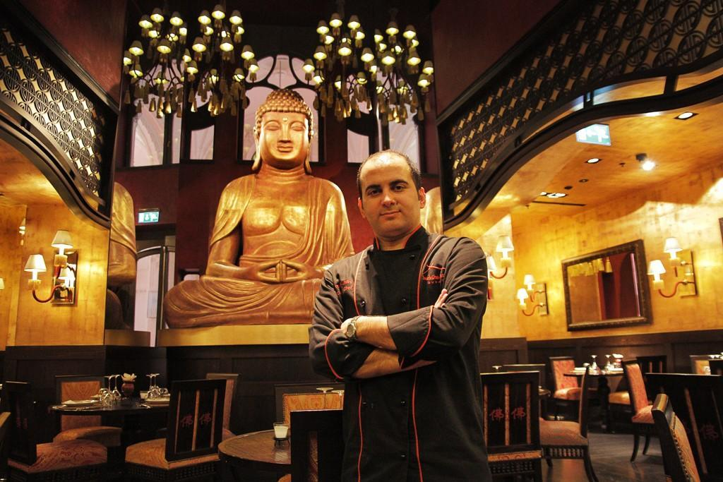 Interview 2: Osama Kutaini, Chef , Buddha-Bar Hotel Budapest