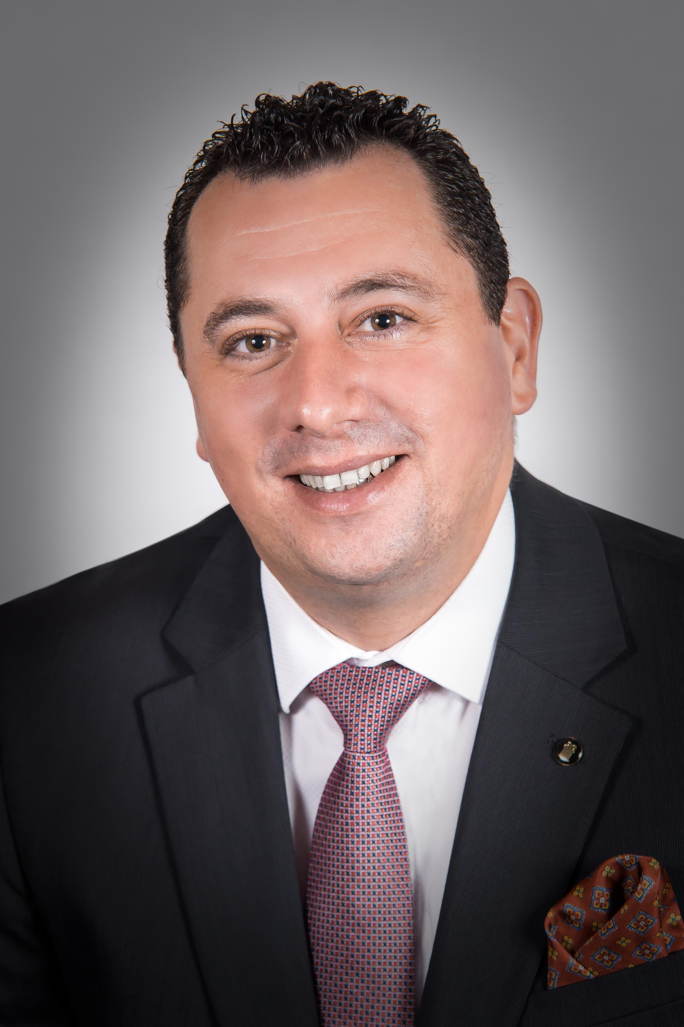 Jean Pierre Mifsud, General Manager, Corinthia Hotel Budapest
