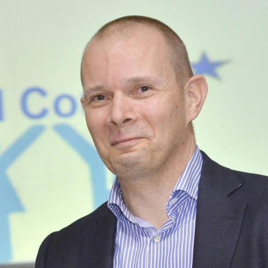 Martin Coulam, Operations Development Director, Tesco