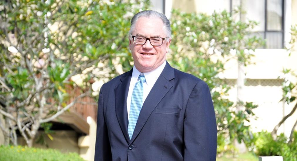 Brian Connelly, General Manager, Angsana Laguna Phuket
