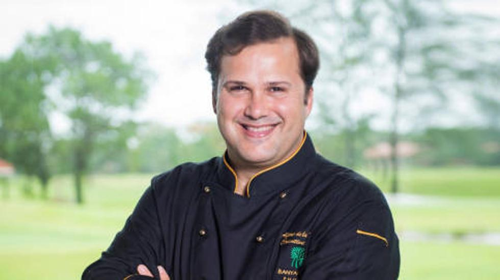 Alfonso de la Dehesa, Executive Chef, Banyan Tree Phuket