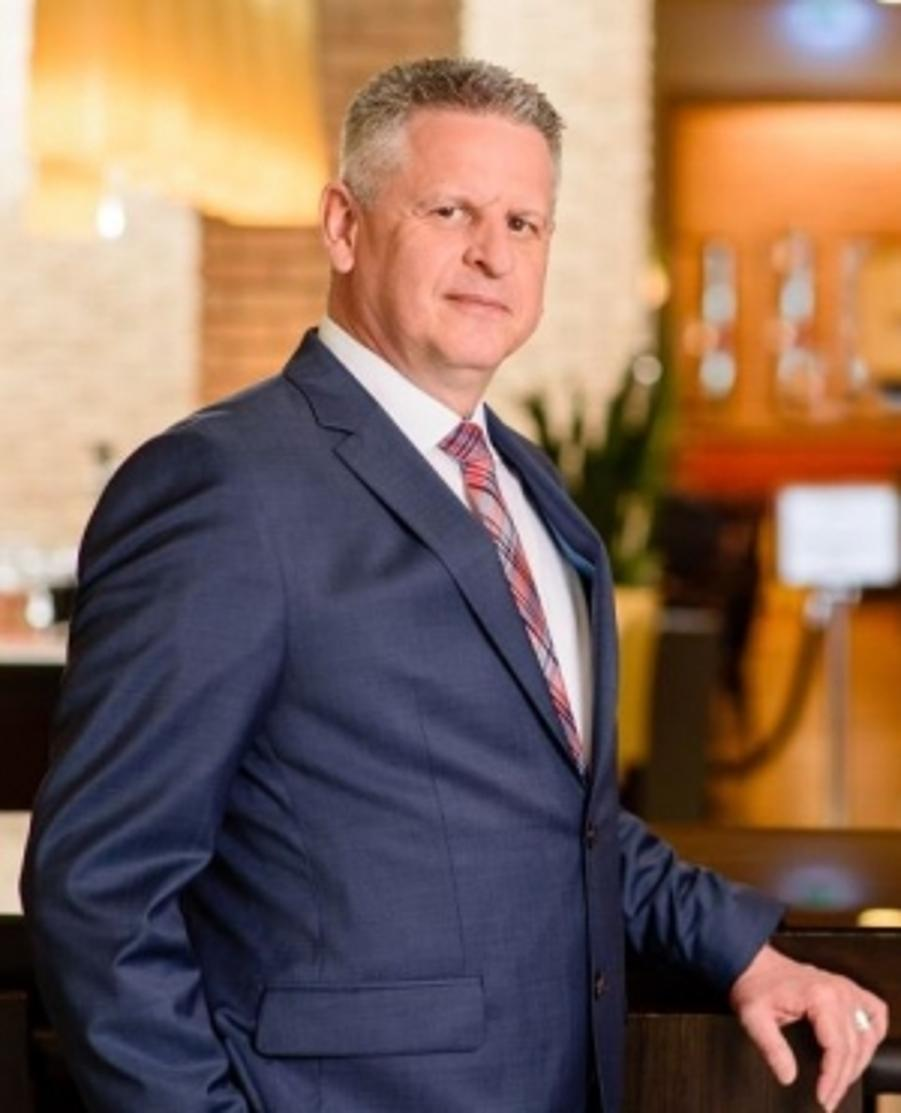 Hendrik Beye, Former General Manager of Courtyard by Marriott Budapest City Center