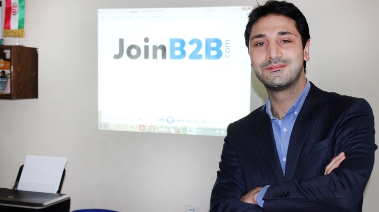 Galib Mammadov, Co-Founder Of  joinb2b.com
