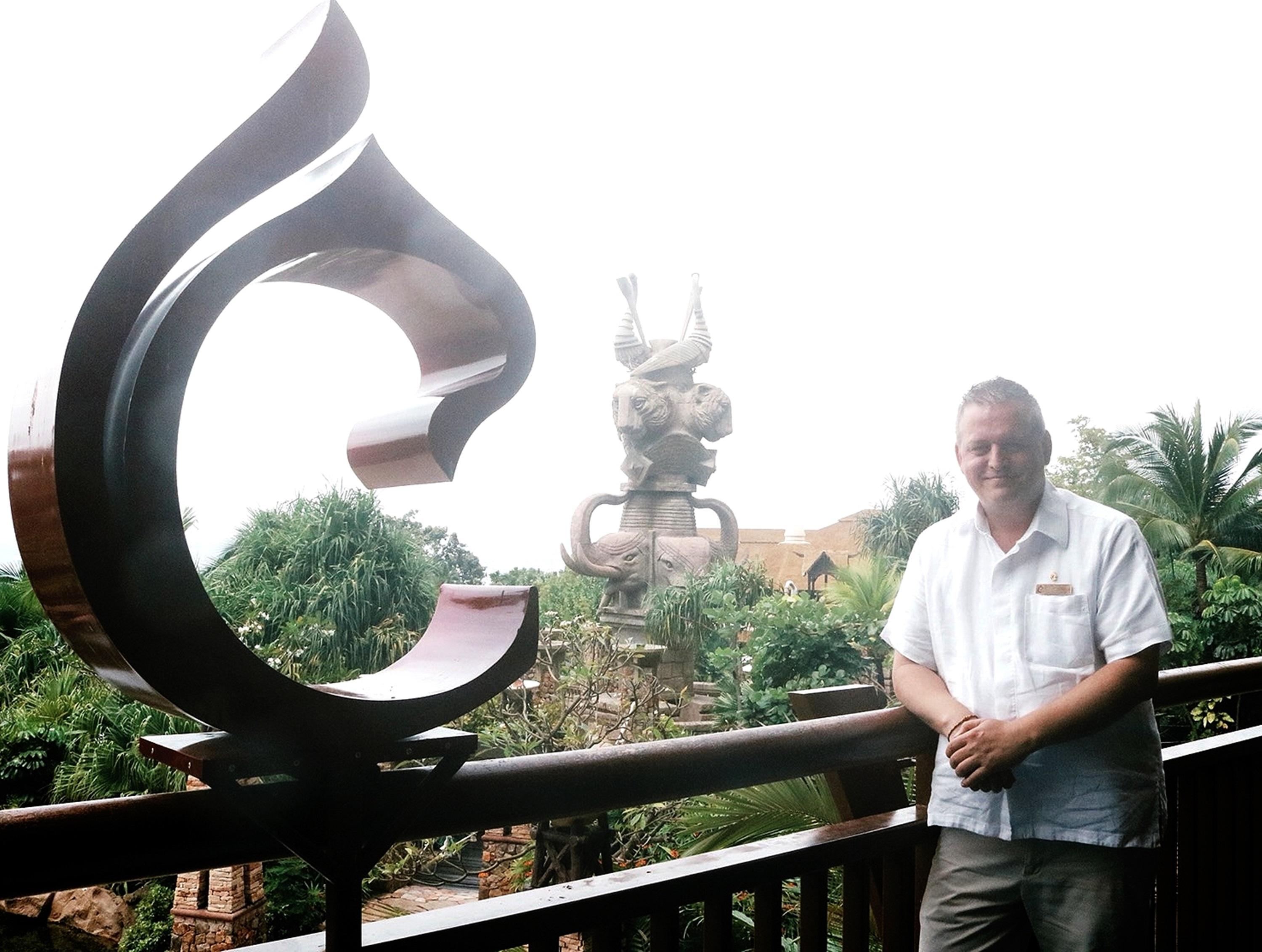 Jari Nielsen,  Resident Manager, Centara Grand Mirage Beach Resort Pattaya