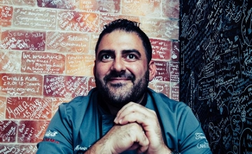 Xpat Interview 2: Marvin Gauci, Owner, Caviar & Bull Restaurant Budapest
