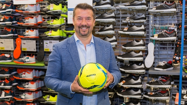 Xpat Interview: Diego Rango d'Aragona, CEO, Decathlon Hungary