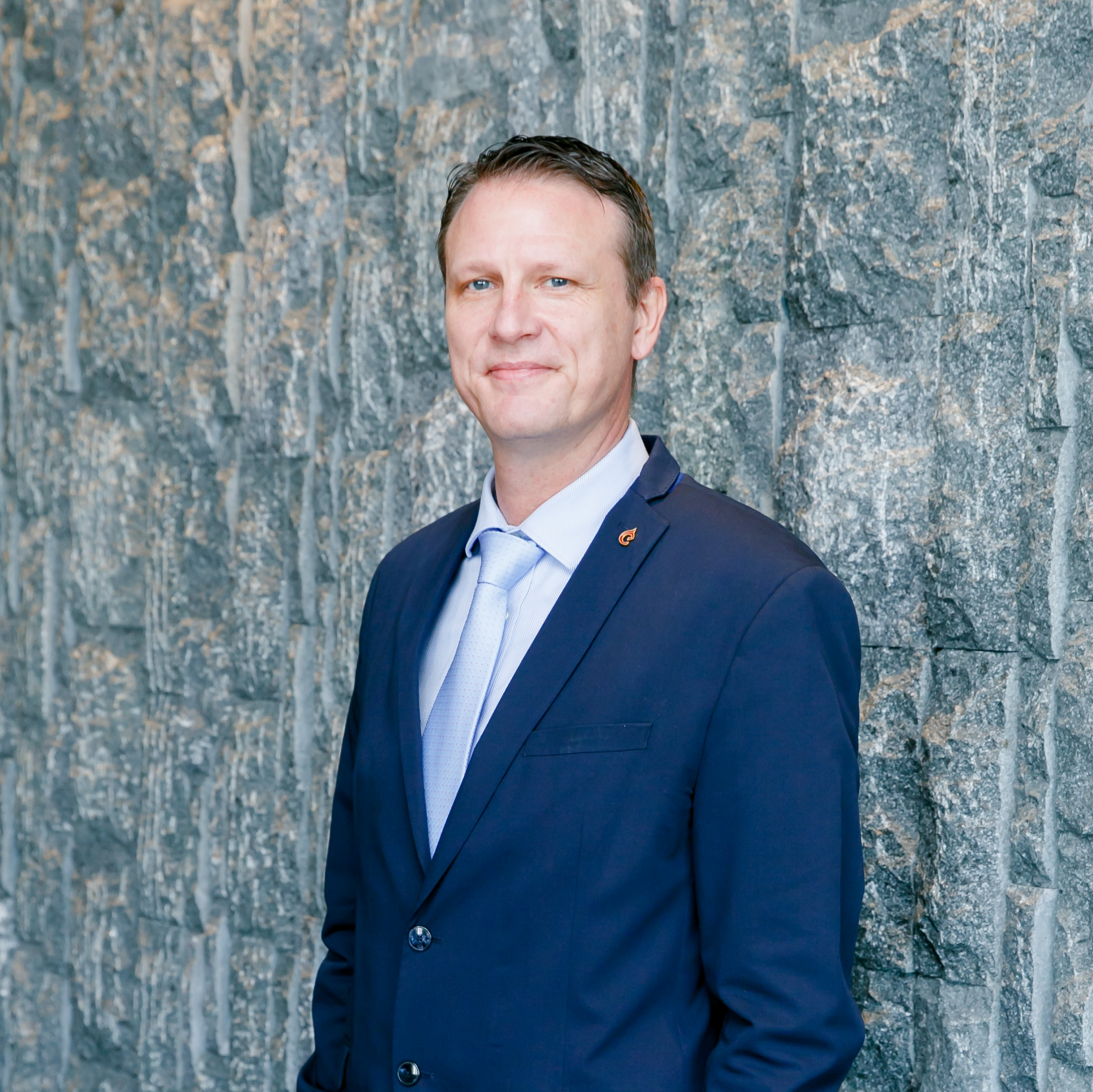Jonas Sjöstedt, Area General Manager, Centara Grand Phratamnak Pattaya