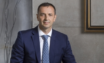Tamás Fazekas, General Manager, New York Palace Hotel, Budapest
