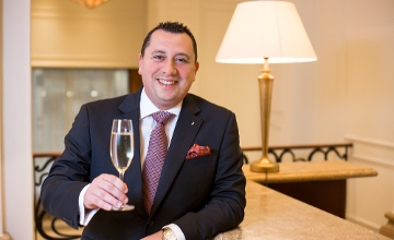 Xpat Interview 2: Jean Pierre Mifsud, General Manager, Corinthia Hotel Budapest