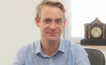 Xpat Interview: Chris Clarke, Director, Clarke & White Real Estate Budapest