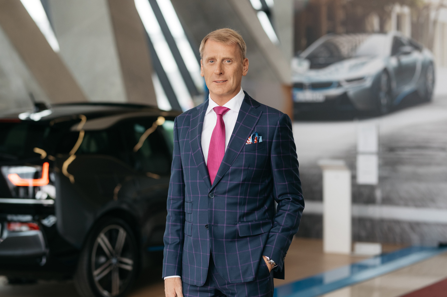 Maciej Galant, Managing Director, BMW Group Hungary