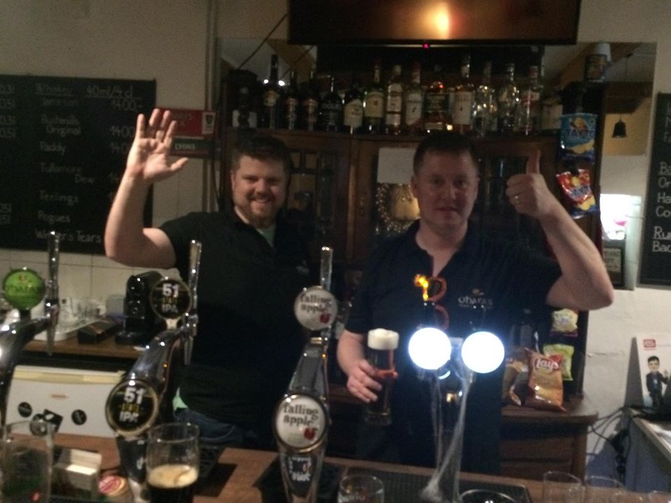 Interview 2: Tim Helmick & Brian Tuohy, Owners Of Davy Byrne's Pub Budapest