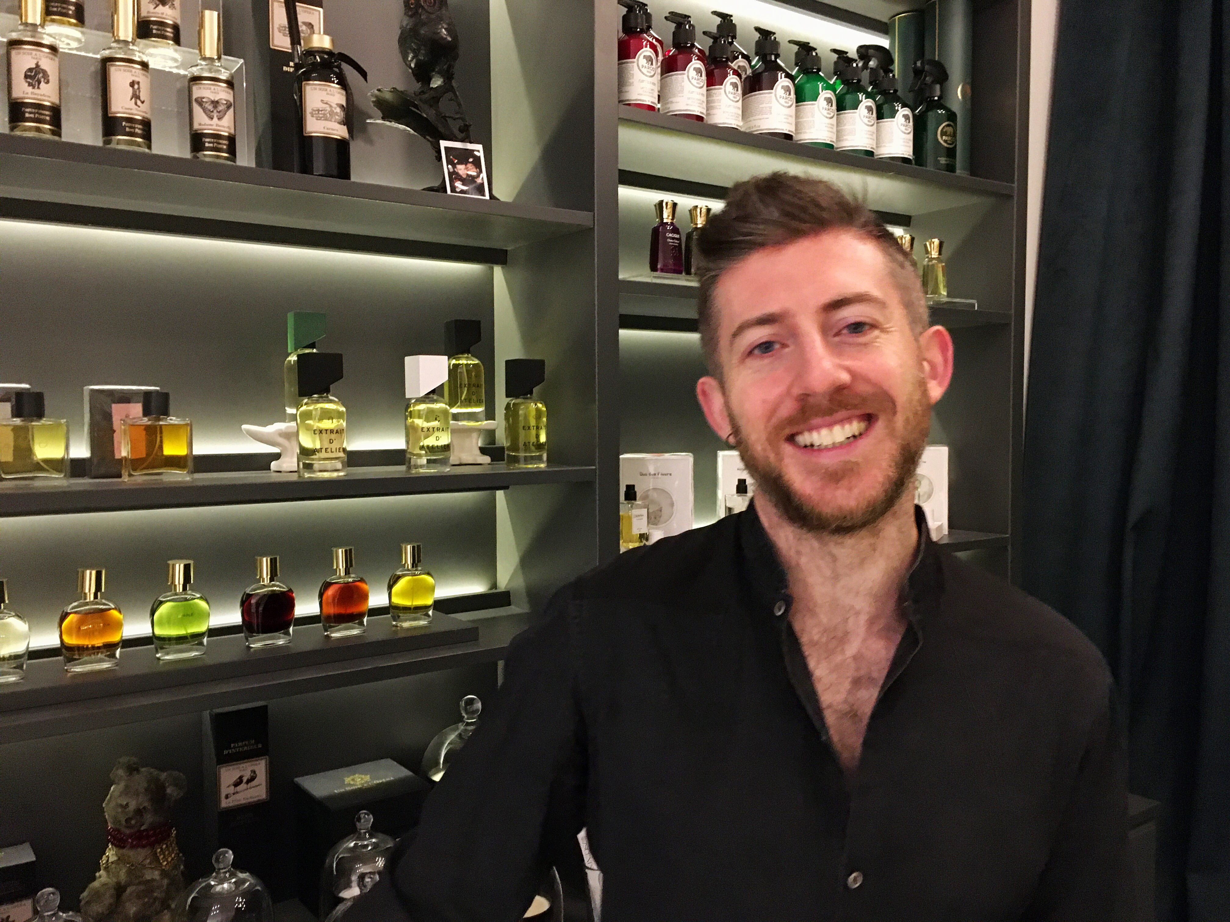 Mark Cunningham, Co-Owner, 7scents