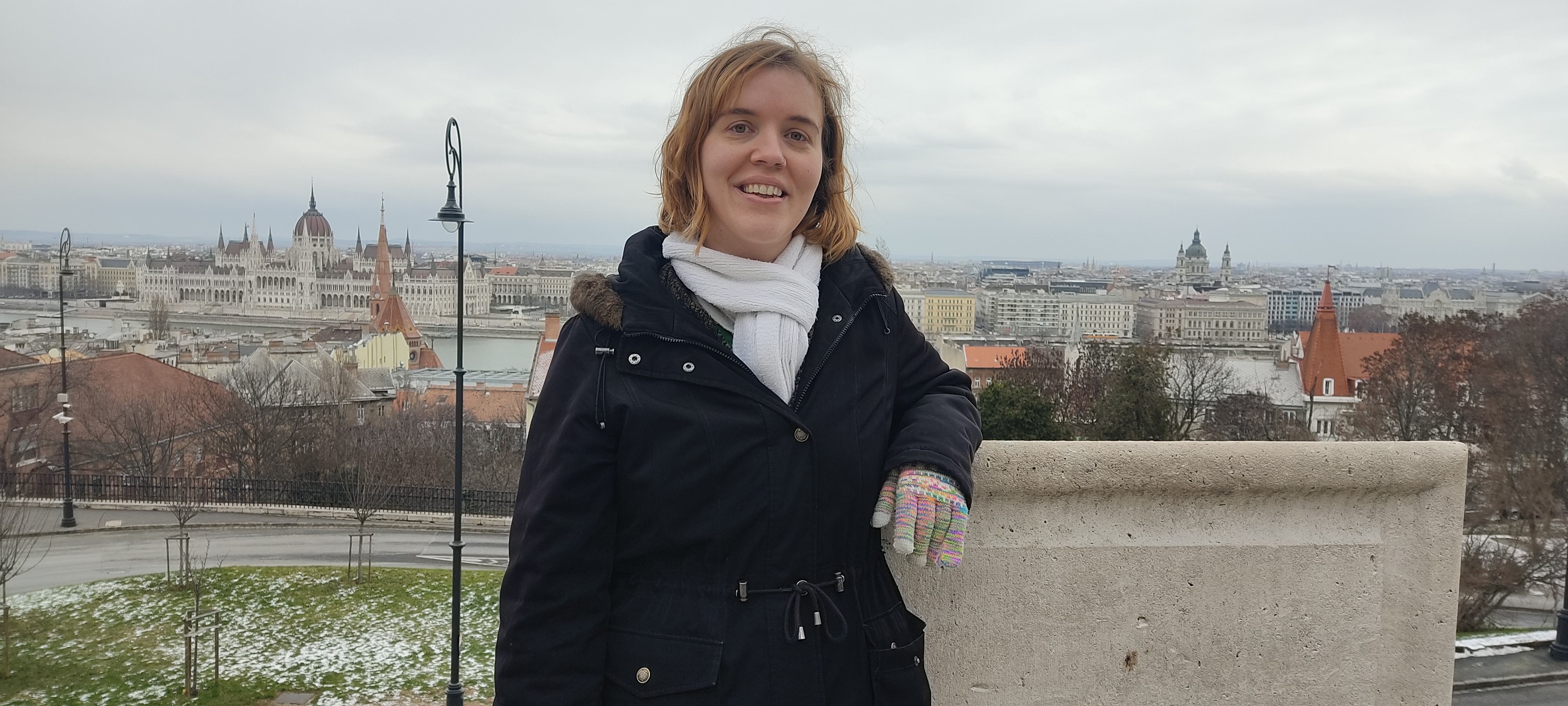 Lauren Smith, English Tutor In Budapest