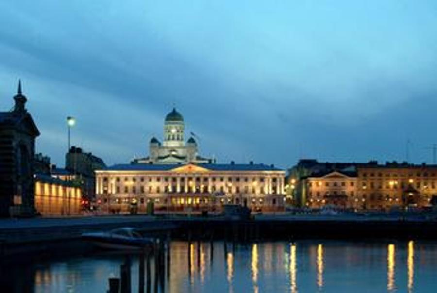 Escape From Budapest To Helsinki