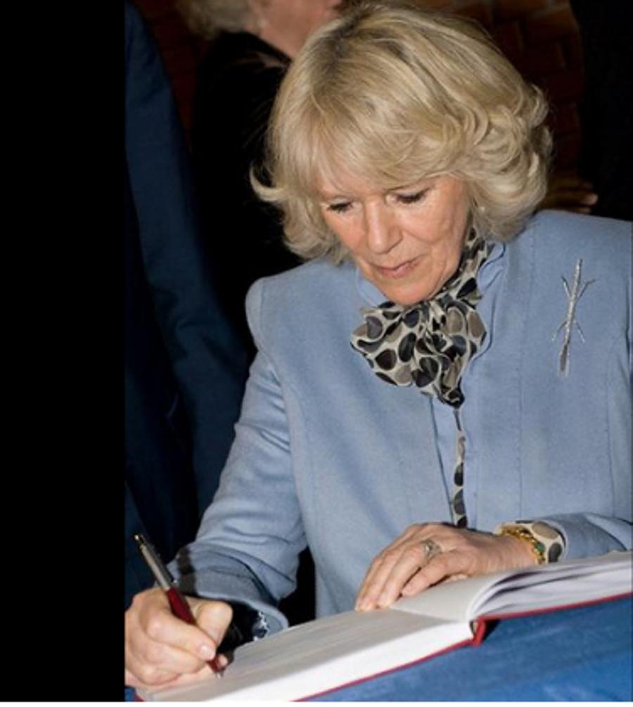 Her Royal Highness The Duchess of Cornwall to visit SOTE 2