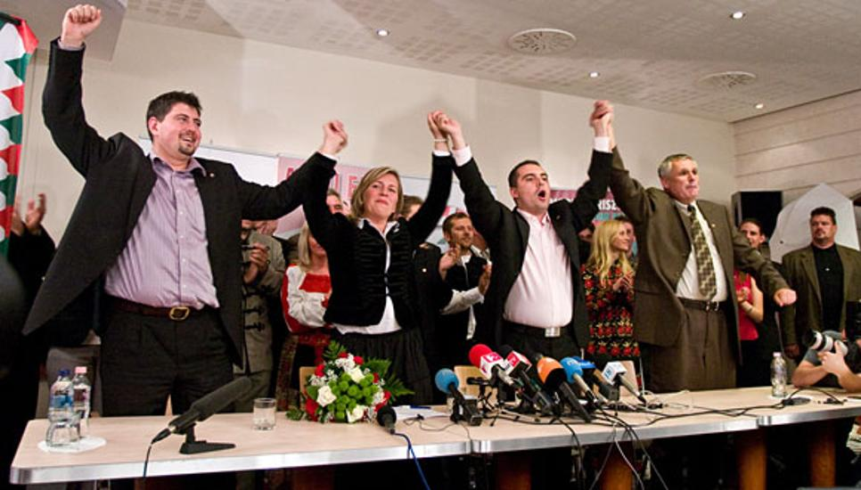 Far-Right Jobbik Gathers Perilous Clouds Over Hungary - International Press