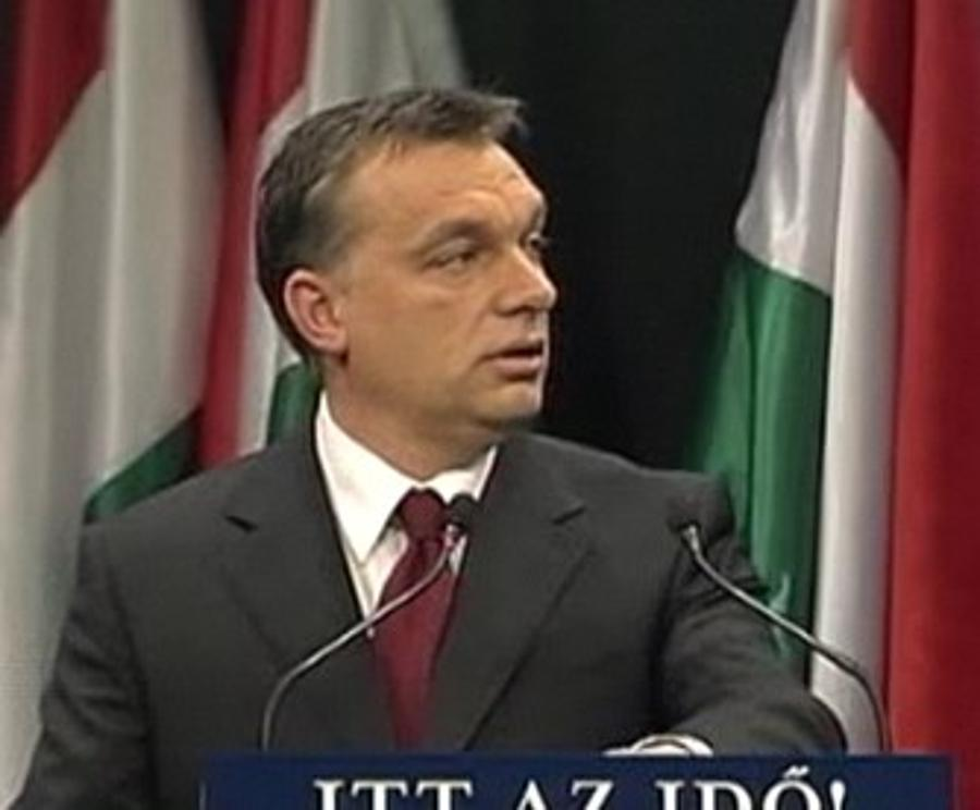 Hungary's Fidesz To Focus On Growth, Competitiveness