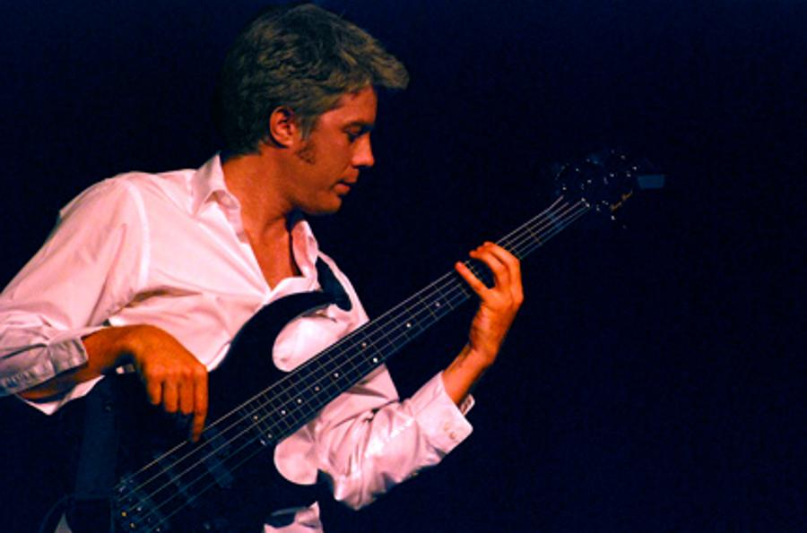 Kyle Eastwood, Millenáris, 20 May