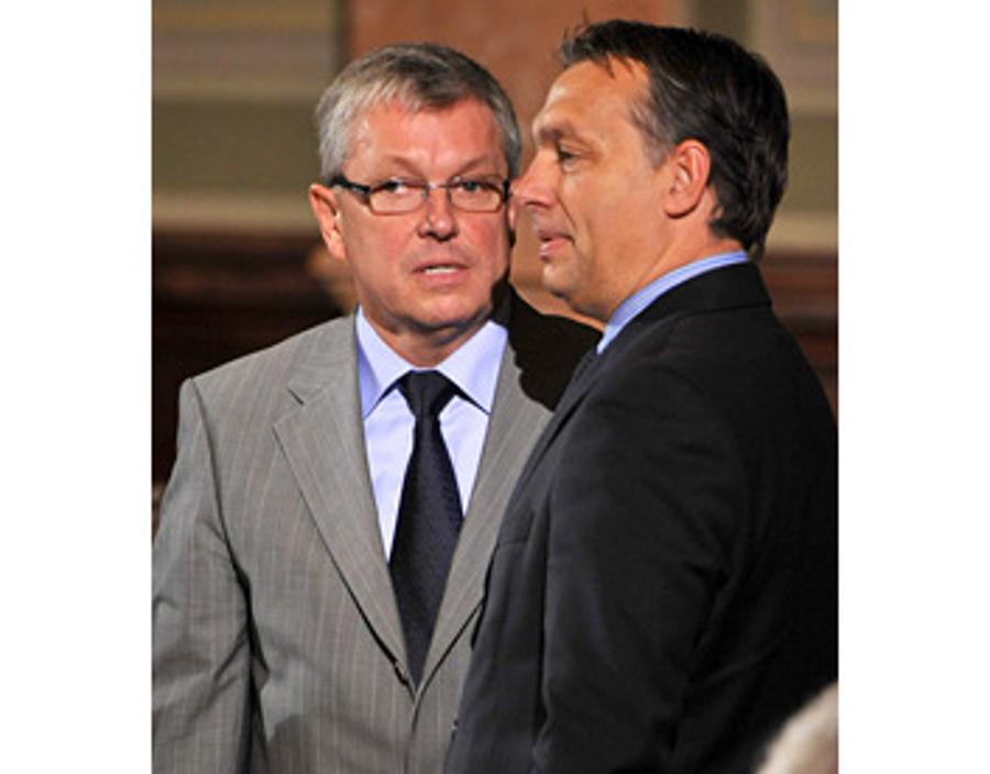 Hungary Matolcsy Would Like To See The Entire Monetary Council Go