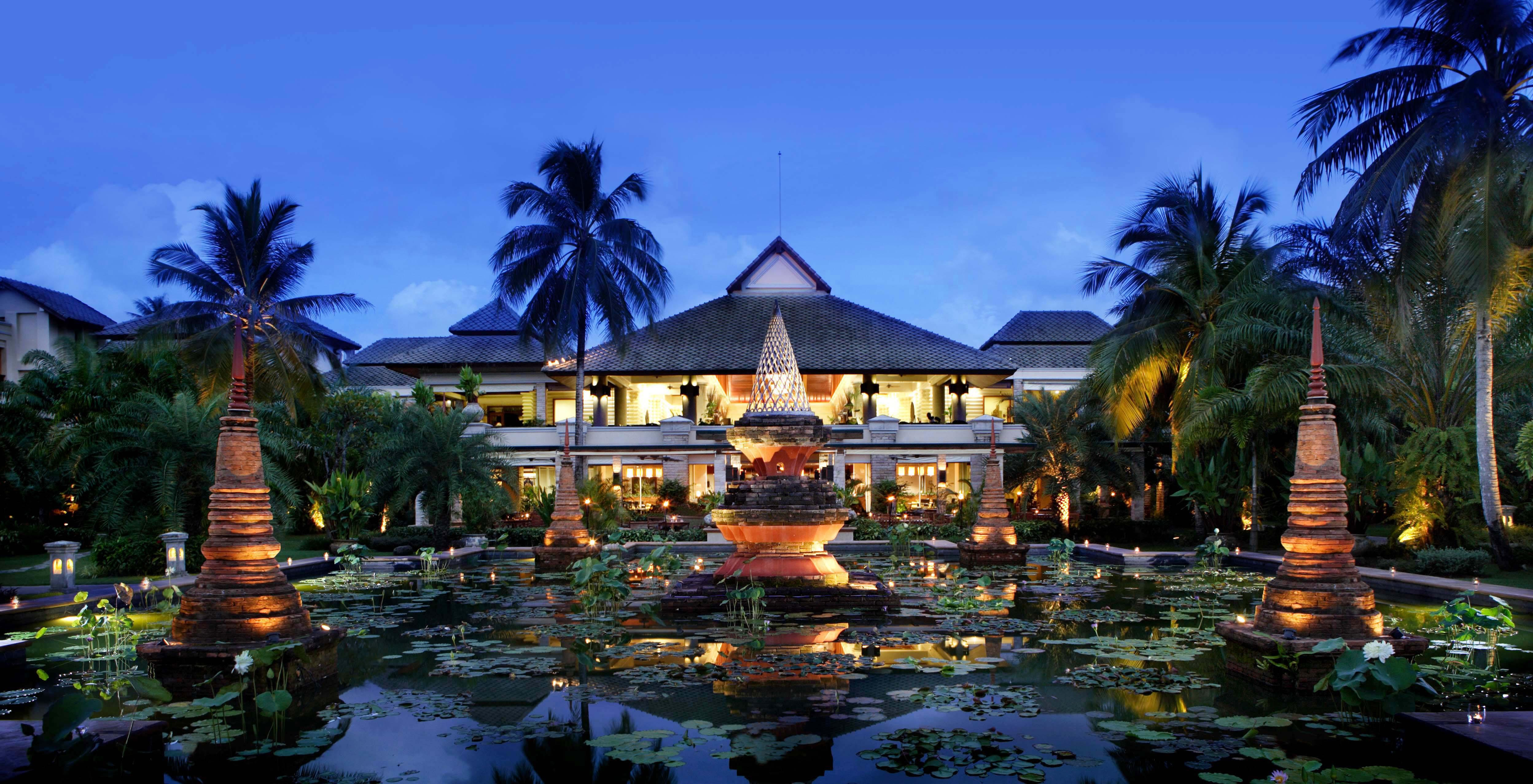 Escape From Budapest To Thailand's Leading Spa Resort: Le Méridien Khao Lak
