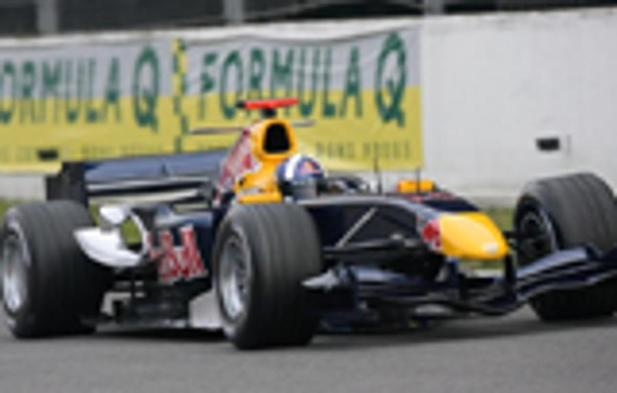 Formula 1, Budapest Hungaroring, 29 July - 1 August