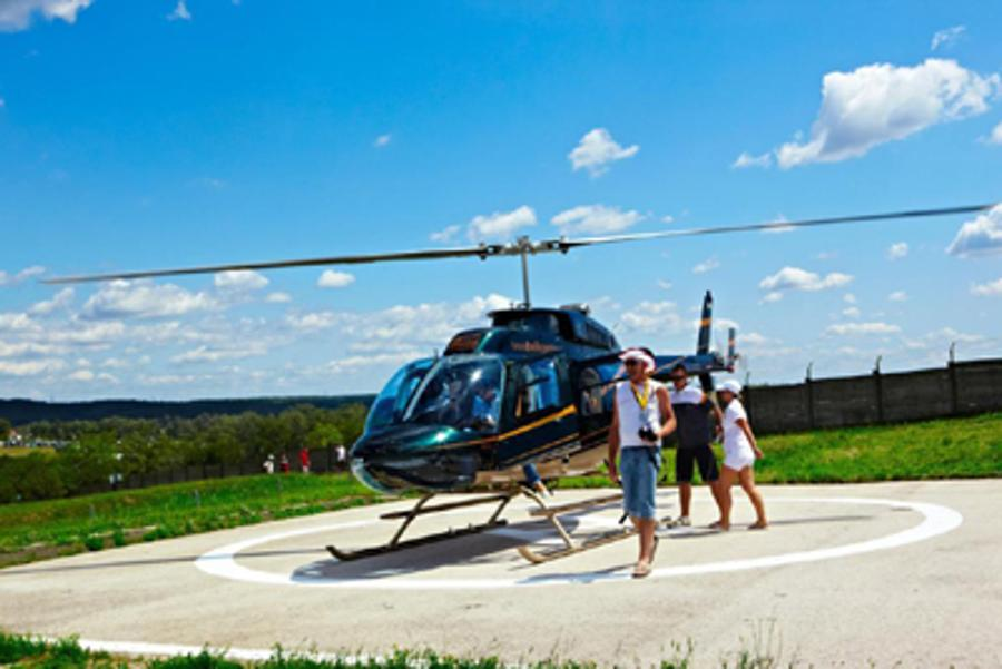 Helicopter Sightseeing With Fly 4 Less