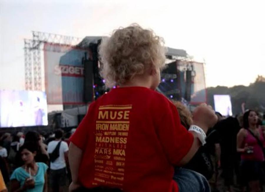 Video: Sziget Festival in Budapest, Day 1 & 2