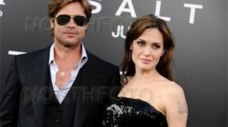 Jolie, Pitt Looking For Flat In Budapest