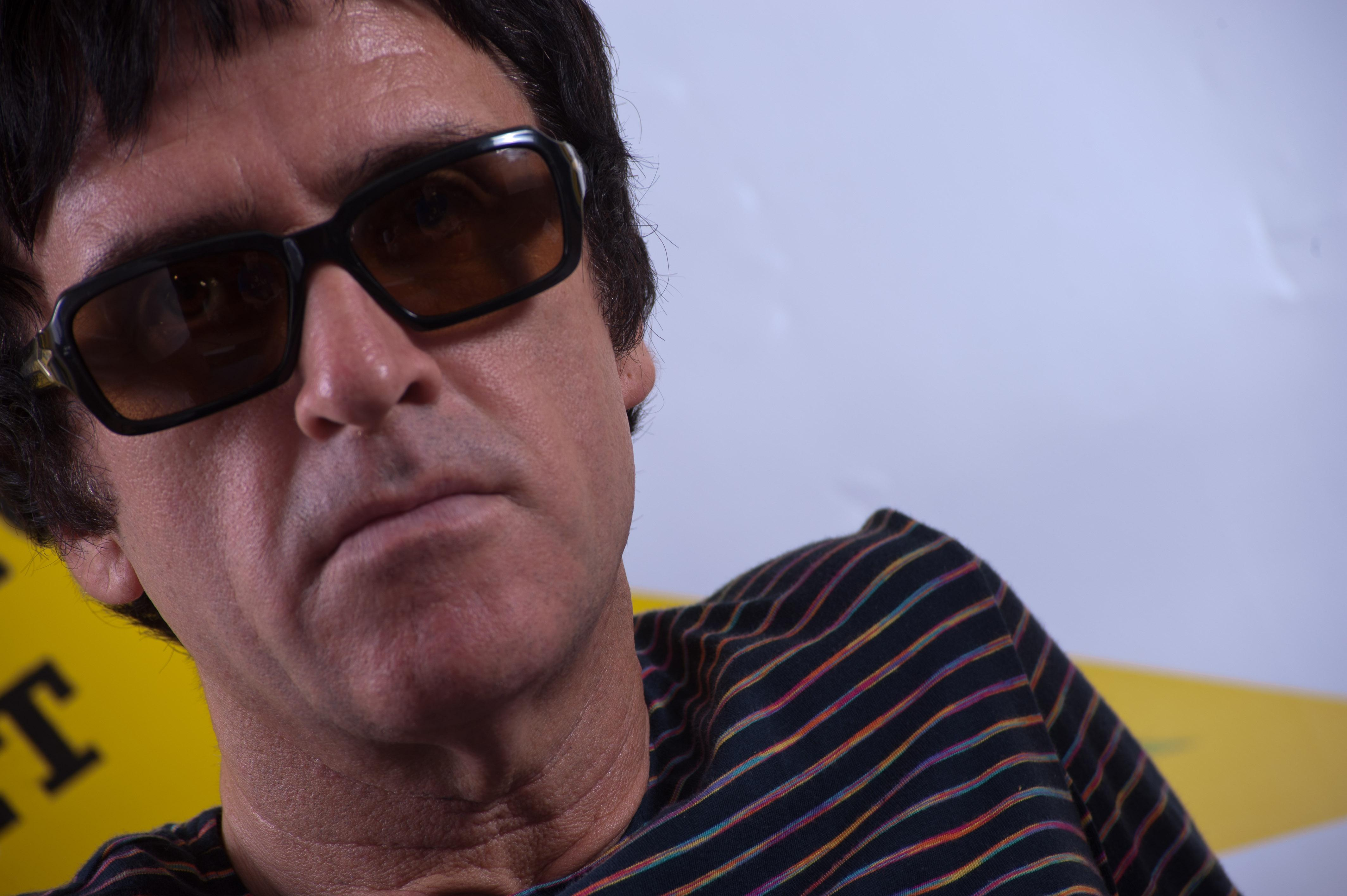 Interview With Johnny Marr At Budapest Sziget Festival