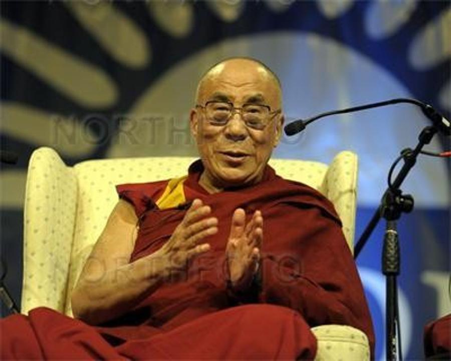 Dalai Lama Calls For Cooperation And Dialogue In Budapest