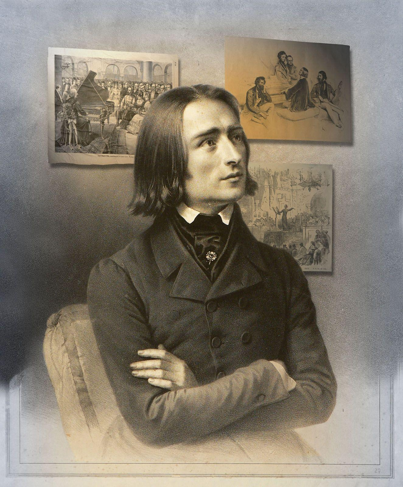 Liszt Year In Hungary In 2011