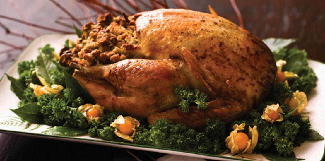 Hotel InterContinental Budapest Wishes You Happy Thanksgiving