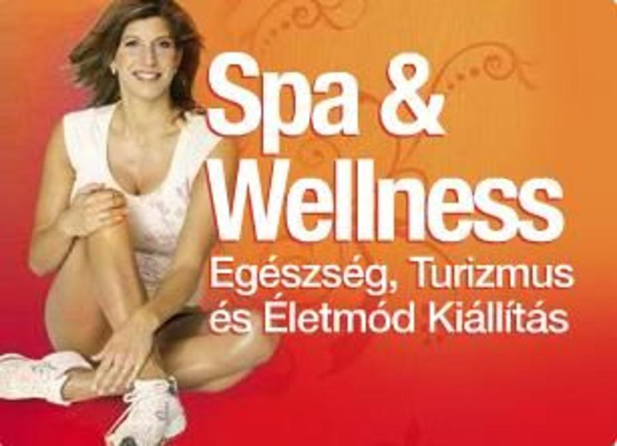 Spa & Wellness Exhibition, Hungexpo Budapest, 12 - 14 November
