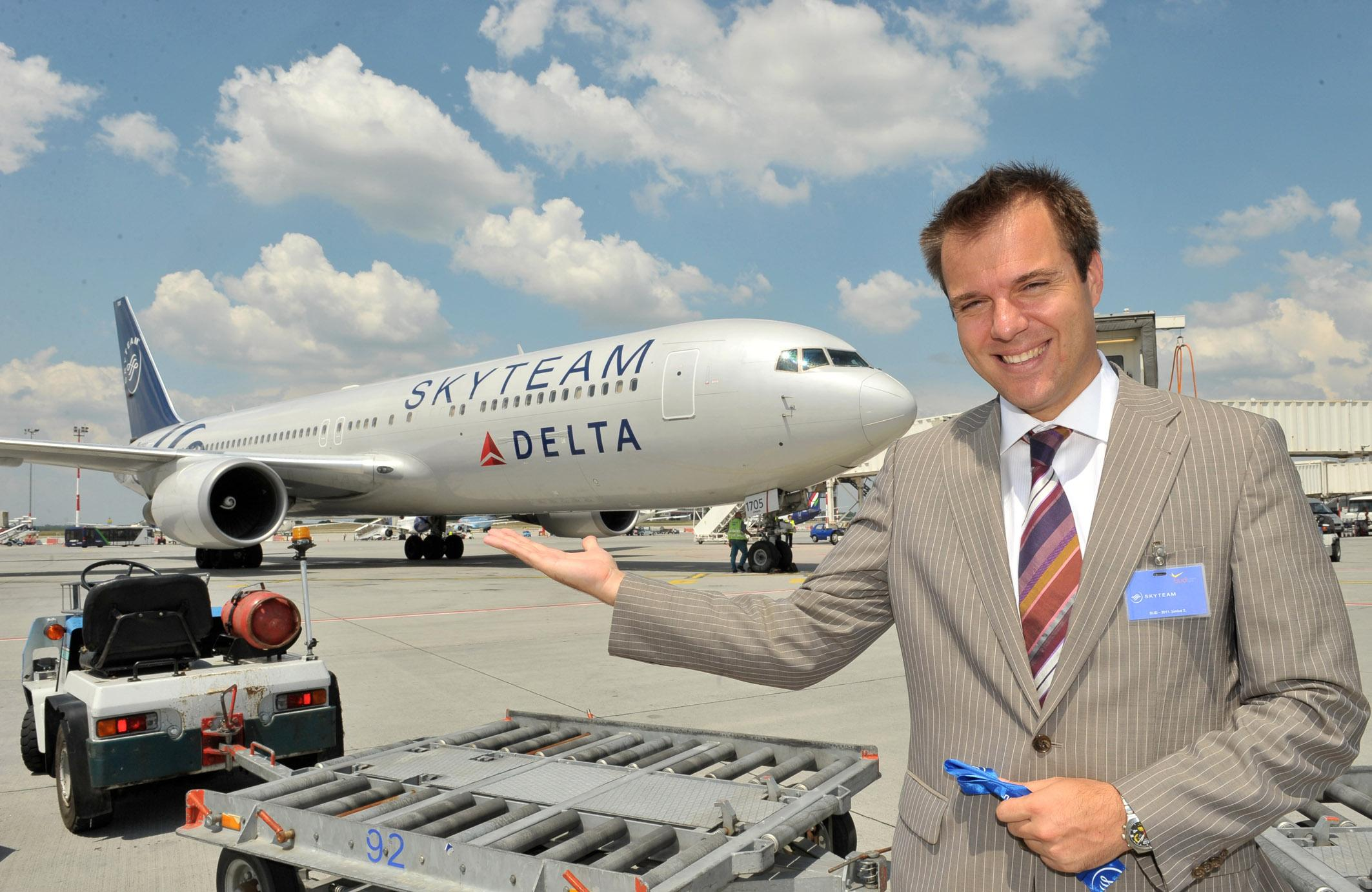 Special Interview: Botond Melles, Country Manager Hungary, Air France KLM Delta