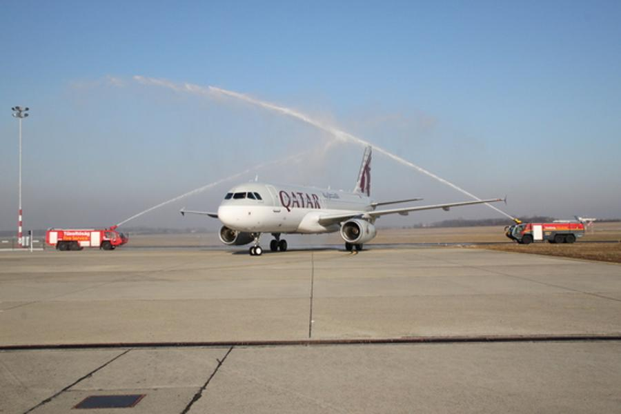 Budapest Airport Welcomes Qatar Airways And Its First Direct Flights
