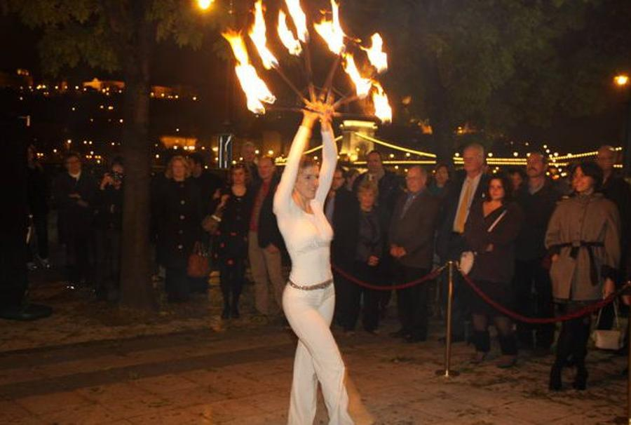 Report: Budapest Bonfire Night Party, 5 November 2011