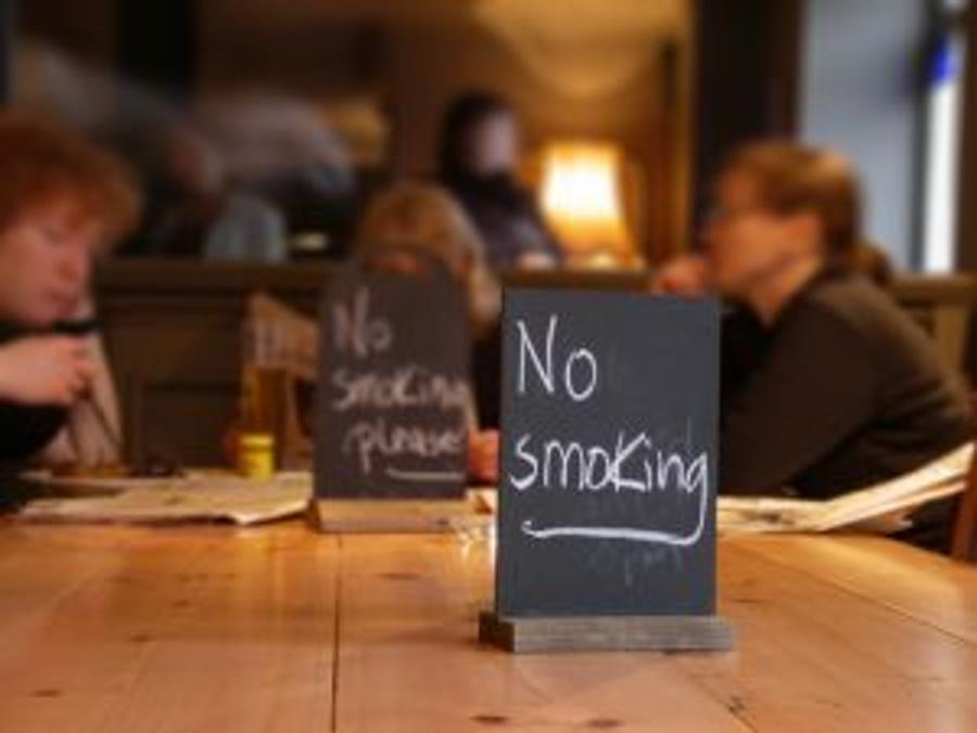 Smoking Ban In Hungary In Effect From 1 January 2012